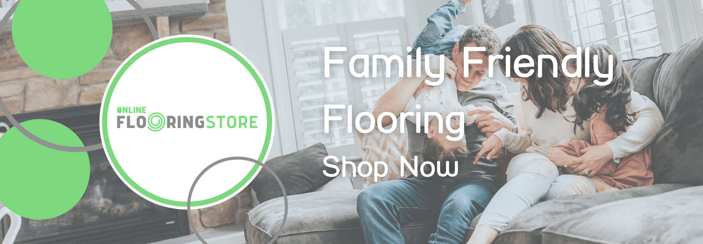Family Friendly Home Flooring